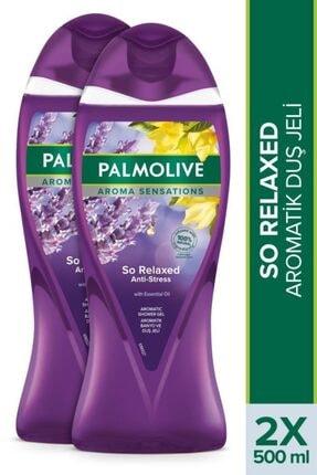 Palmolive Aroma Sensations So Relaxed Aromatik Banyo Ve Duş Jeli 2x 500 ml 0