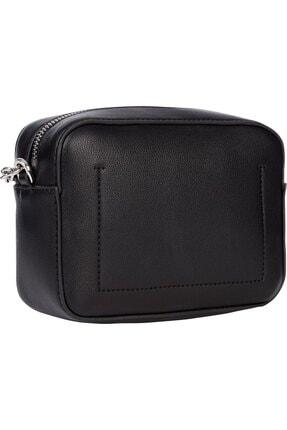 Calvin Klein Kadın Siyah Re-lock Camera Bag Omuz Çantası 3