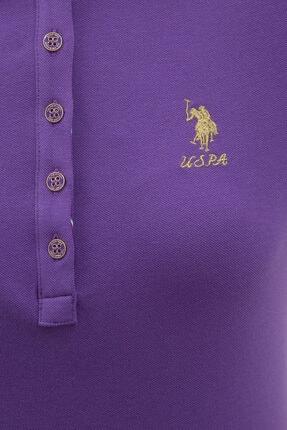 US Polo Assn U.s. Polo Basıc T-shırt  Menekşe 1