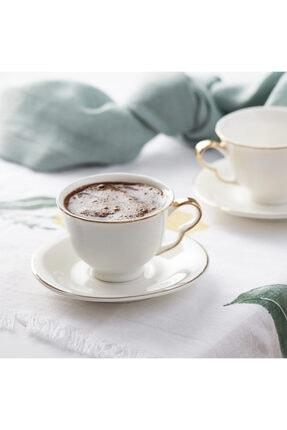 Karaca Orenda 6 Kişilik Kahve Fincan Takımı 1