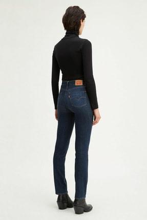 Levi's Kadın 724 Yüksel Bel  Kadın Jean Pantolon-Carbon Glow 1888300480 2