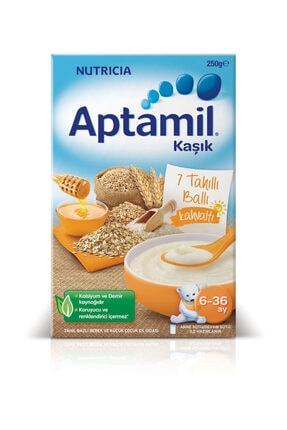 Aptamil 7 Tahıllı Ballı Kaşık Maması 250 gr 1