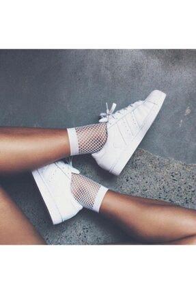 Unisex Beyaz Lifestyle Ayakkabı BH3458345058