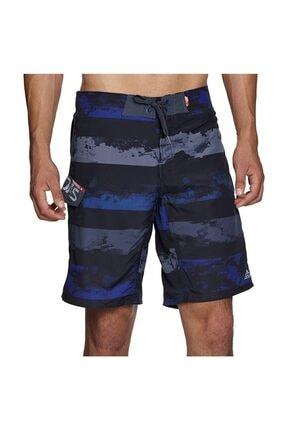adidas Erkek Yüzücü Şortu Lw Paint Sh Cl X22762 2