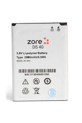 Dijimedia General Mobile 4g Android One Uyumlu 2600 Mah Batarya Pil 0