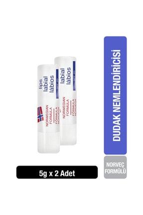 Neutrogena Norveç Formülü 15 Koruma Faktörlü Dudak Nemlendiricisi 4 gr x2 0