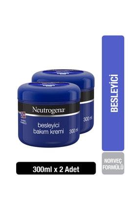 Neutrogena Norveç Formülü Besleyici Bakım Kremi 300 ml  x 2 Adet 0