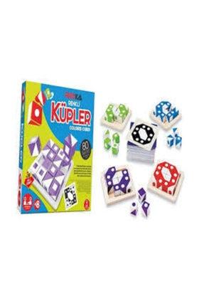 Redka Akıl Oyunları Redka Renkli Küpler 1