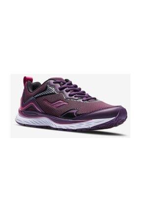 Lescon Sonıc Runner Mor Yazlık Günlük Bayan Koşu Spor Ayakkabı 0