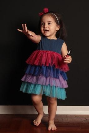 تصویر از Rainbow Baby Elbise Indigo