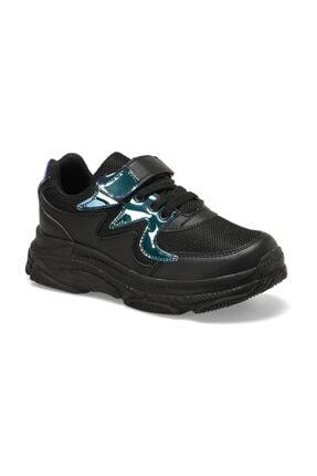 Icool HOLLY Siyah Kız Çocuk Sneaker Ayakkabı 100479639 0