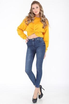 Jeans Eva 9028-45 45 - 19Wb01000099-45 resmi