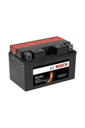 Bosch M6011 Ytz10s-bs 12 Volt 8 Amper Motosiklet Aküsü 0