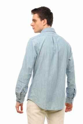 Ralph Lauren Slim Fit Denim Gömlek 3