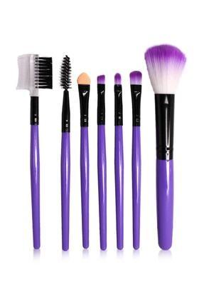 Makeuptime 7'li Deri Makyaj Çantası 0