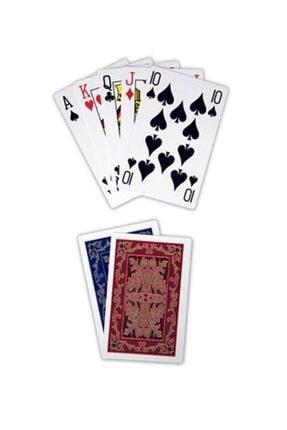 MON JEU Club Oyun Kartlari 2'li Set (301) 0