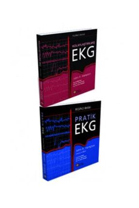 İstanbul Tıp Kitabevi Ekg Özel Set : Kolaylaştırılmış Ekg + Pratik Ekg (2 Kitap Birarada) 0