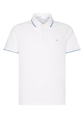 Calvin Klein Erkek Polo Yaka T-shirt K10K104915 0