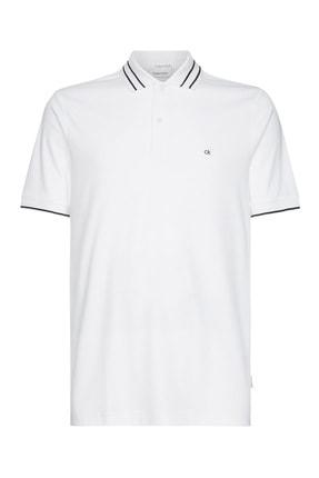 Calvin Klein Erkek Polo Yaka T-shirt K10K105183 0
