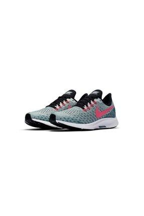Nike Air Zoom Pegasus 35 942855-009 Kadın Spor Ayakkabı Açık Yeşil-36 0