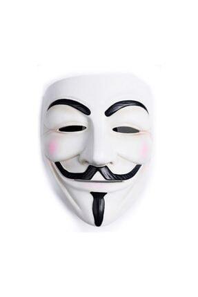 Pi İthalat V For Vendetta Maskesi 0