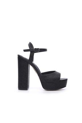 Kemal Tanca Kadın Derı Topuklu Ayakkabı 539 3104 BN AYK 0