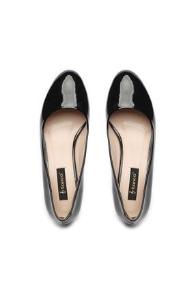 Kemal Tanca Kadın Vegan Stiletto Ayakkabı 723 2702 BN AYK Y19 4