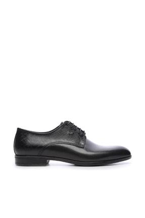Kemal Tanca Hakiki Deri Siyah Erkek Klasik Ayakkabı 16 600 ERK AYK 0