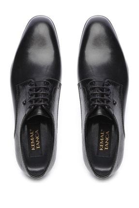 Kemal Tanca Hakiki Deri Siyah Erkek Klasik Ayakkabı 16 600 ERK AYK 2