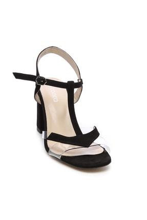 Kemal Tanca Hakiki Deri Siyah Kadın Ayakkabı 94 3134 BN AYK Y19 4