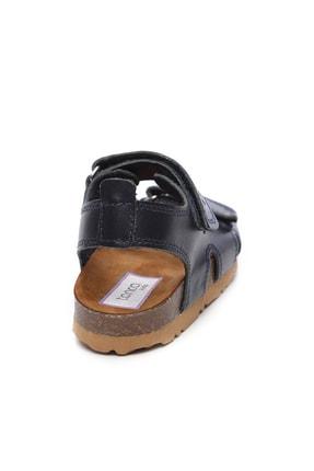 Kemal Tanca Erkek Çocuk Siyah Hakiki Deri Sandalet Ayakkabı 719 300 CCK 22-30 Y19 2