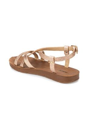 Polaris Altın Rengi Kadın Sandalet 000000000100375886 2
