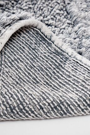 Alanur Home Alanur Labirent Bukle & Cotton 2 Li Paspas Eskitme Gri 1