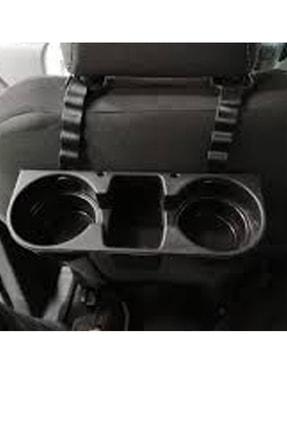 AutoFresh Citroen Berlingo 2009-2019 Torpido Ve Koltuk Başlığı Uyumlu Spor Konsol 3