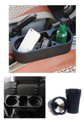 AutoFresh Mercedes 163 Torpido Ve Koltuk Başlığı Uyumlu Konsol Bardak Telefon Eşya Mp3 Tutucu Spor Konsol 1