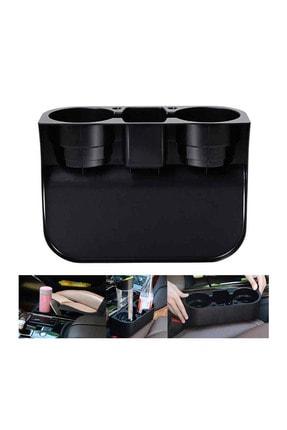 AutoFresh Mercedes 163 Torpido Ve Koltuk Başlığı Uyumlu Konsol Bardak Telefon Eşya Mp3 Tutucu Spor Konsol 2