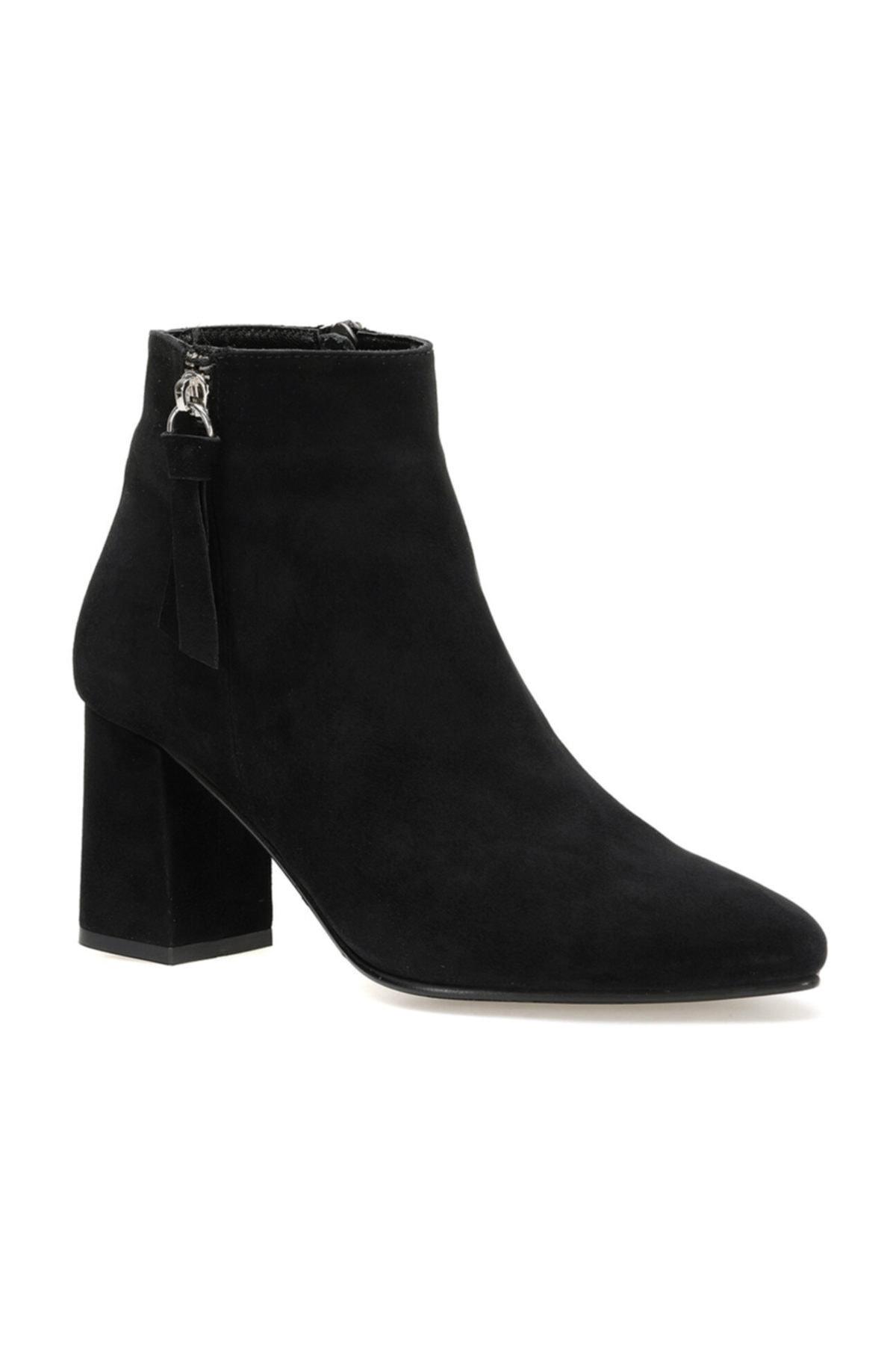 Goya Siyah Kadın Topuklu Bot