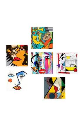 DNArt Set Kanvas Tablo - Fantasy - -multican0105 1