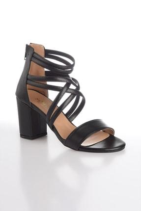 Soho Exclusive Sıyah Kadın Klasik Topuklu Ayakkabı 14670 3