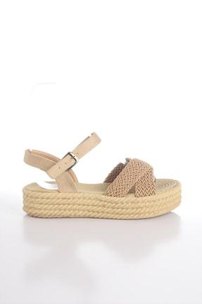 Soho Exclusive Ten Kadın Sandalet 14952 4