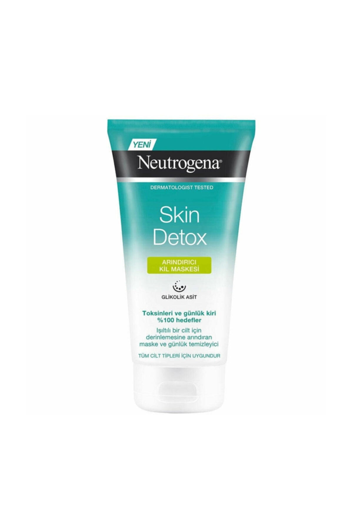 Skin Detox Arındırıcı Kil Maskesi 150 ml