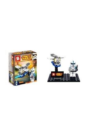 GÇM Sy212 Star Wars Lego Seti 4 Paket Bir Arada 1