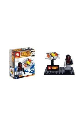 GÇM Sy212 Star Wars Lego Seti 4 Paket Bir Arada 2