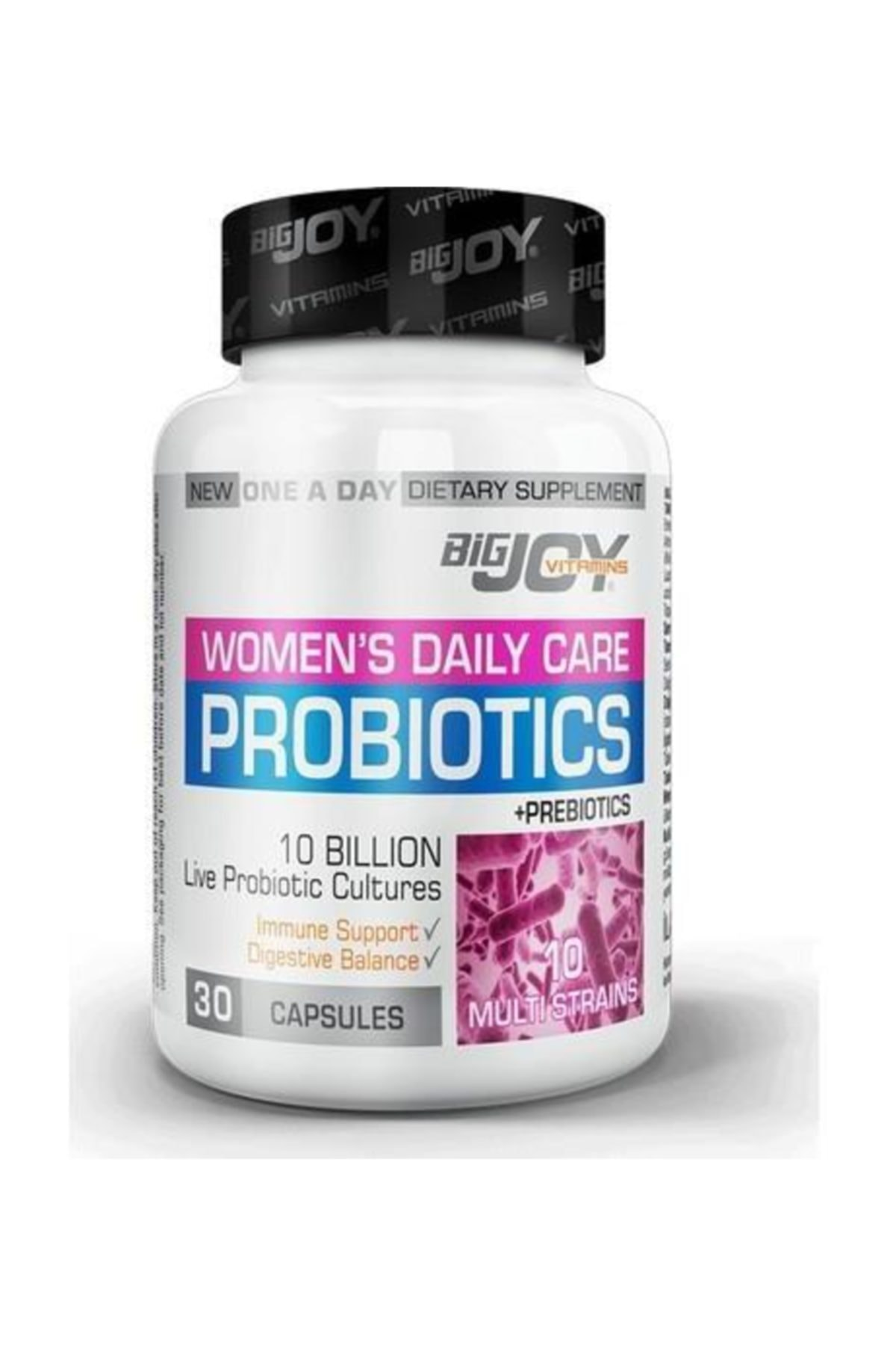Vitamins Probiotics For Women - 30 Kapsül