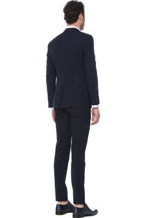 Network Erkek Slim Fit Lacivert Takım Elbise 1075582 2