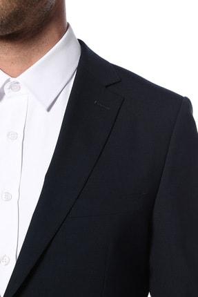 Network Erkek Slim Fit Lacivert Takım Elbise 1075582 3