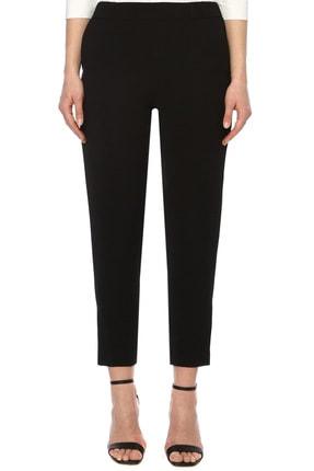 Network Kadın Regular Fit Siyah Pantolon 1073370 1