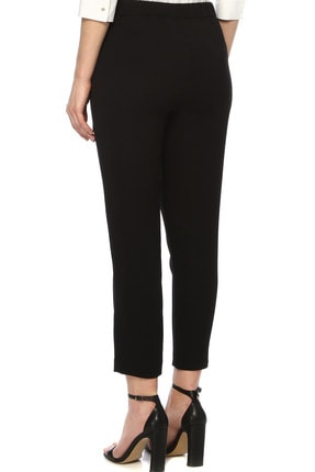 Network Kadın Regular Fit Siyah Pantolon 1073370 2