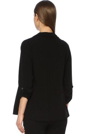 Network Kadın Regular Fit Siyah Ceket 1073836 2