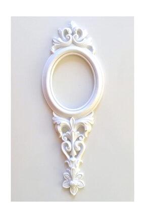 Polyester Ham El Aynası Ayna Çerçevesi 3 c037